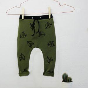 Broekje groen vossen