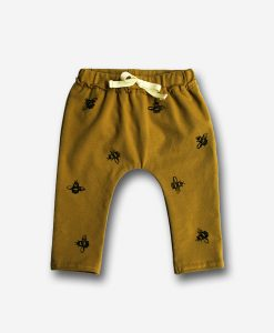 Pants bee gold