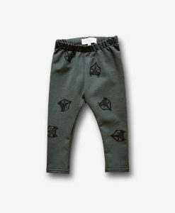 Legging army fox