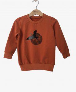 sweater pumpkin cranebird